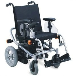 MY 709 Akülü Tekerlekli Sandalye