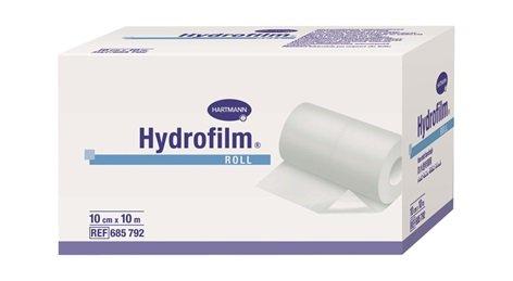Hydrofilm® roll Su geçirmez / Şeffaf Yapışkan Sabitleme