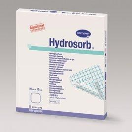 Hydrosorb® Nemli yara tedavisi için şeffaf hidroselüler jel yara örtüsü